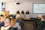 Project HESTIA in the Nordic-Baltic Network of Policewomen conference | Cilvektirdznieciba.lv