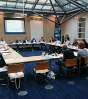 Dublin has held the first coordination meeting of the project HESTIA