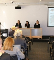 HESTIA project presented at the Nordic-Baltic Network of Policewomen conference